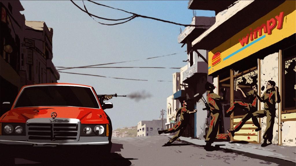 Waltz with Bashir (5)