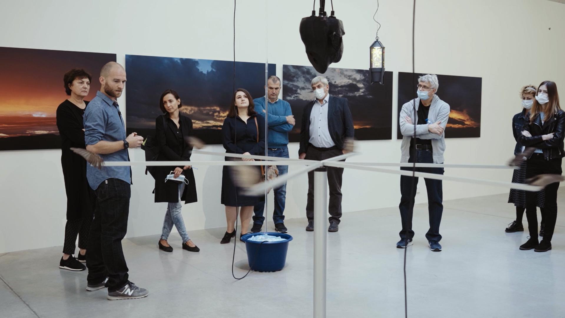РЕ-тур: Срещи със съвременното изкуство